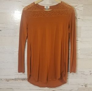 Old Navy long sleeve comfy top